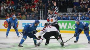 В действиях казахстанцев при большинстве в матче с Латвией не было никакой мысли - СМИ