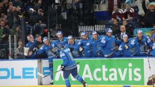 Казахстанцы будут доказывать россиянам, что умеют играть в хоккей - двукратный олимпийский чемпион