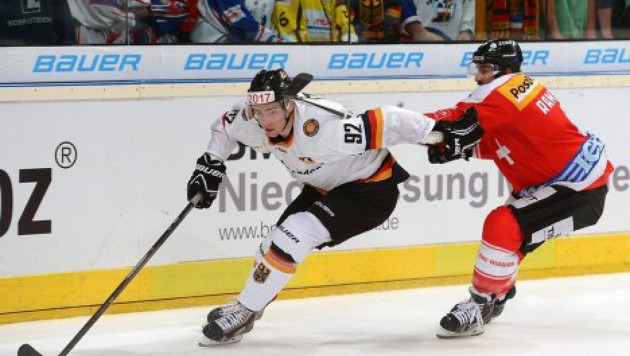 Сборная Швейцарии дозаявила защитника на ЧМ по хоккею