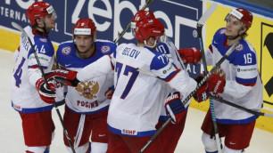 Мотивация всегда есть - это победы - форвард сборной России Плотников о матче с Казахстаном