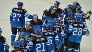 Соперник сборной Казахстана на ЧМ по хоккею дозаявил форварда из НХЛ
