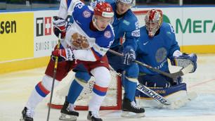 Сборной Казахстана не подфартило с группой на ЧМ по хоккею - СМИ