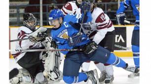 Соперник сборной Казахстана на ЧМ по хоккею дозаявил нападающего