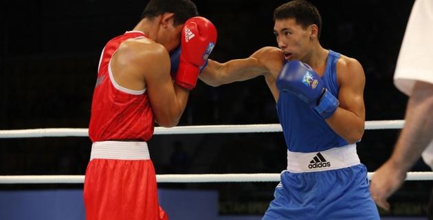 Пятеро казахстанцев вышли в финал боксерского турнира в Хабаровске