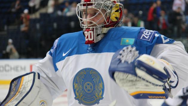 Ворота сборной Казахстана в матче с США будет защищать Иванов