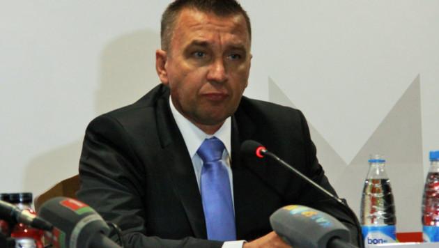 Селин взял на себя вину за поражение сборной Казахстана