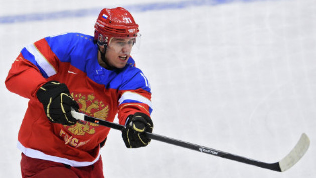 Малкин прибудет в расположение сборной России на следующей неделе