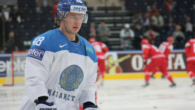 Старченко признан лучшим игроком сборной Казахстана в матче с США