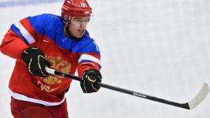 Малкин присоединится к сборной России на ЧМ по хоккею в воскресенье