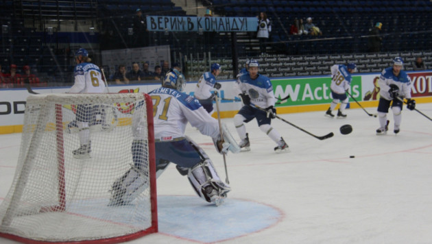 Букмекеры назвали наиболее вероятный счет матча ЧМ по хоккею Казахстан - Швейцария