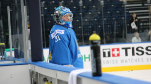 Ворота сборной Казахстана в матче со Швейцарией будет защищать Еремеев