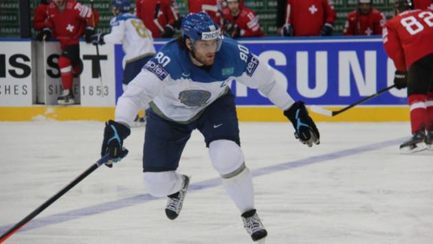 Николай Антропов пропустит последний матч ЧМ по хоккею