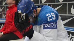 Казахстан потерпит поражение в последнем матче ЧМ по хоккею - букмекеры