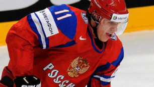 Малкин прибыл в расположение сборной России