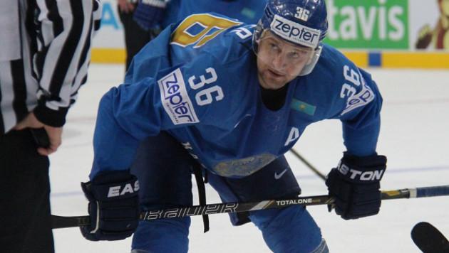 Капитаном сборной Казахстана в матче с Финляндией будет Уппер