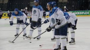 Где посмотреть матч ЧМ по хоккею Казахстан - Финляндия?