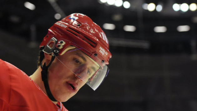 Малкин провел первую тренировку на ЧМ по хоккею в Минске
