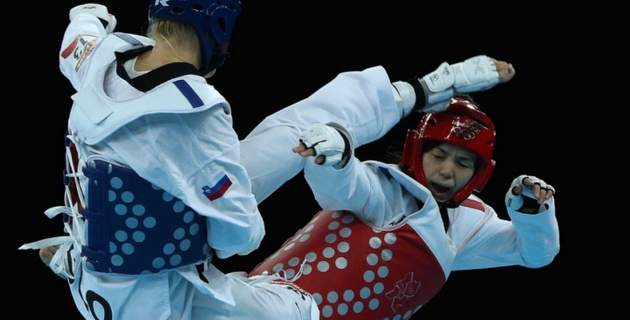Таэквондистка Феруза Ергешова выступит на чемпионате Азии