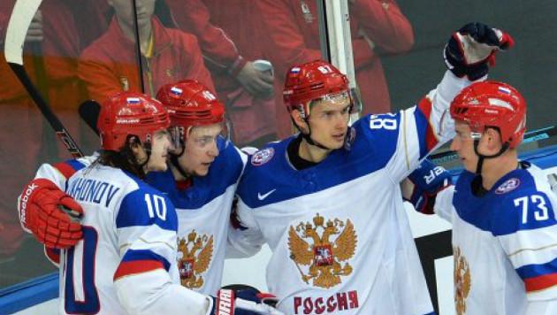 Определились все пары 1/4 финала чемпионата мира по хоккею