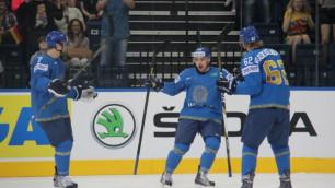 Сборная Казахстана вошла в тройку популярных команд-участниц ЧМ по хоккею