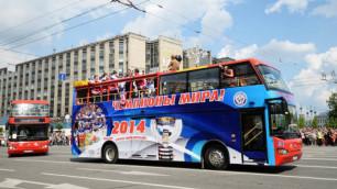 Хоккеисты сборной России получат автомобили за победу на ЧМ
