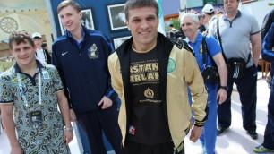 Хочу достичь уровня Головкина - Сергей Деревянченко о своем переходе в профессионалы