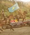 """Болид """"Формулы-1"""" прибыл в Казахстан"""