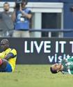 Полузащитник сборной Мексики сломал ногу перед чемпионатом мира