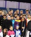 Алексей Ягудин был приятно удивлен юными казахстанскими фигуристами