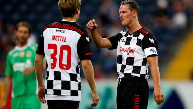 Футболисты Германии собираются выиграть чемпионат мира ради Шумахера