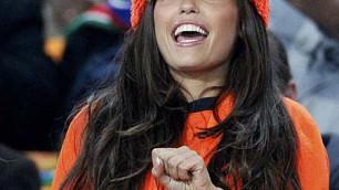 Самые красивые болельщицы ЧМ-2014 по футболу. Голландия
