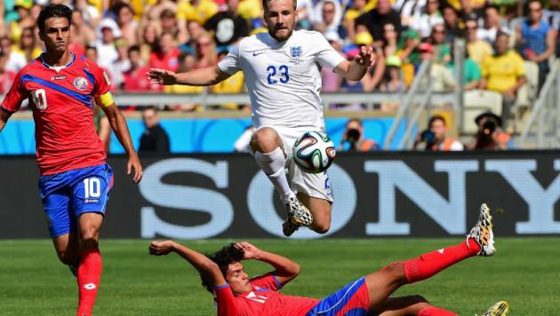 Англия завершила выступление на ЧМ ничьей с Коста-Рикой