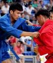 Казахстанские самбисты завоевали 34 медали на чемпионате Азии в Узбекистане
