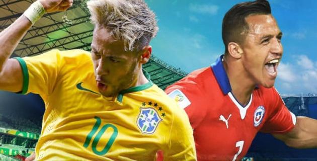Футбольный симулятор предсказал Бразилии победу над Чили в 1/8 финала ЧМ-2014