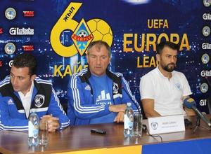 """Мы приехали за положительным результатом - главный тренер """"Кукеси"""""""