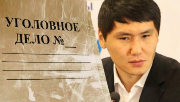 По инциденту с участием Артаева в клубе Астаны возбудили уголовное дело