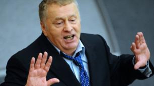 Владимир Жириновский пожелал победы Алматы в борьбе за право проведения Олимпиады-2022