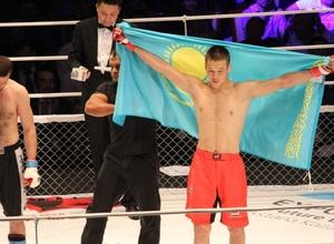 Чемпионат мира по ММА пройдет в Казахстане в 2017 году