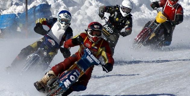 """Этап чемпионата мира по спидвею на льду в 2015 году пройдет на """"Медео"""""""