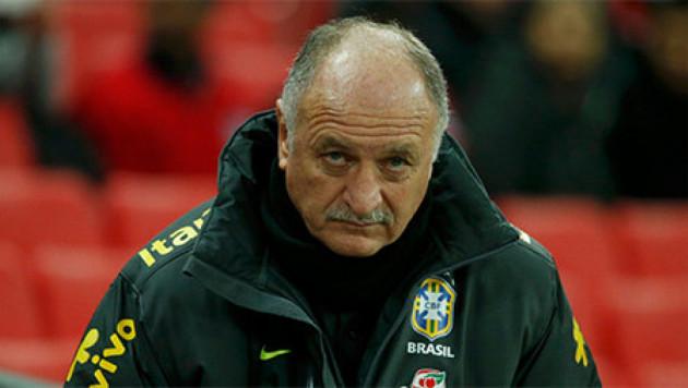 Мы хотим подарить бразильцам немного счастья - Луис Фелипе Сколари