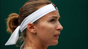 Ярослава Шведова проиграла на старте турнира в Бостаде