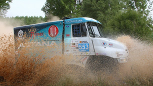 Казахстанский гонщик Ардавичус выиграл шестой этап Кубка мира в Испании