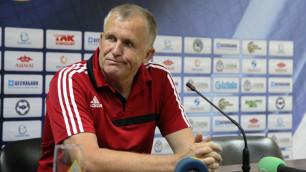 Никитенко создаст конкурентоспособный клуб в Атырау - Коньков
