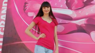 Я обычная девушка из Казахстана - Сабина Алтынбекова