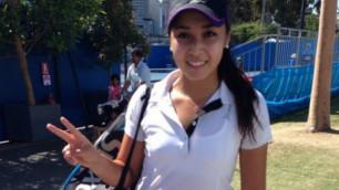 Зарина Дияс вернулась на свою лучшую позицию в карьере в рейтинге WTA