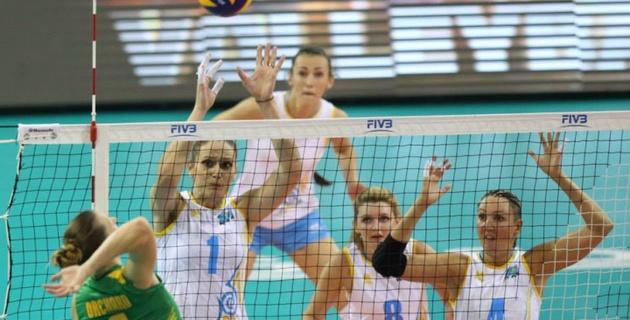 Казахстанские волейболистки одержали вторую победу подряд в Мировом Гран-при