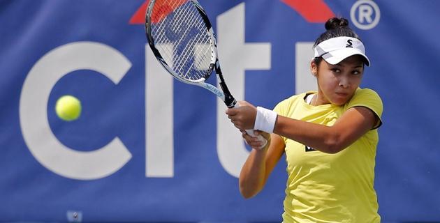 Зарина Дияс стала первой ракеткой Казахстана
