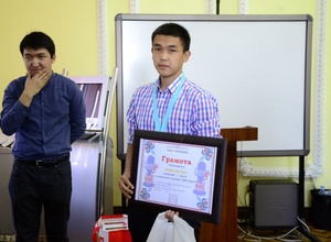 Определился победитель шахматного турнира KBTU Open