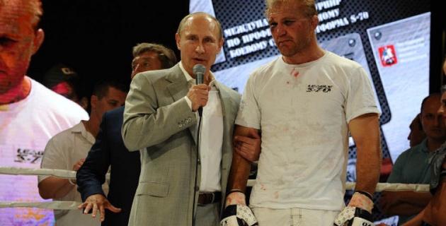 Владимир Путин посетит турнир по самбо с участием казахстанских спортсменов