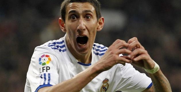 "Ди Мария может перейти в ""Манчестер Юнайтед"" за 70 миллионов евро"